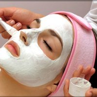 Facial masks - home spa