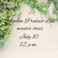 Alodem Product Line master class