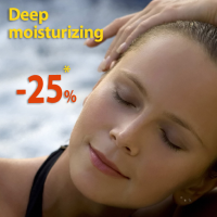 Deep moisturizing is the prolonged youth of your skin!