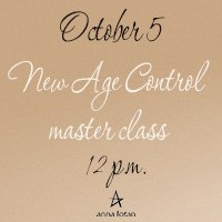 Master class: New Age Control