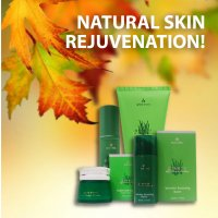 NATURAL SKIN REJUVENATION with Greens by Anna Lotan!