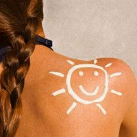 Myths about sunscreen cosmetics. Myth 2