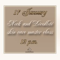 Neck and Decollete skin care master class