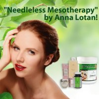 "The unique treatment ""Needleless Mesotherapy"" by Anna Lotan!"