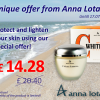 Unique offer Anna Lotan!