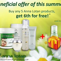 Beneficial offer of this summer!